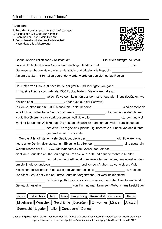 Arbeitsblatter Zum Thema In 2020 Anatomie Lernen Lernen Deutsch Lernen
