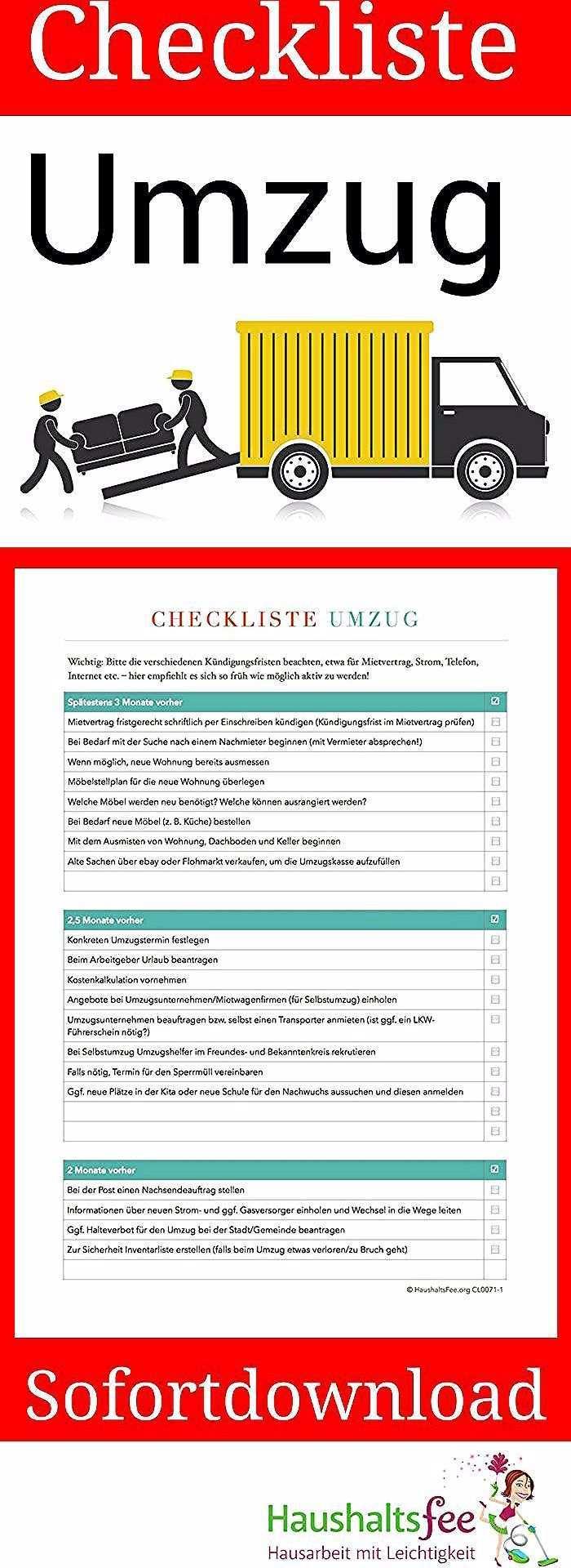 Pin On Checkliste