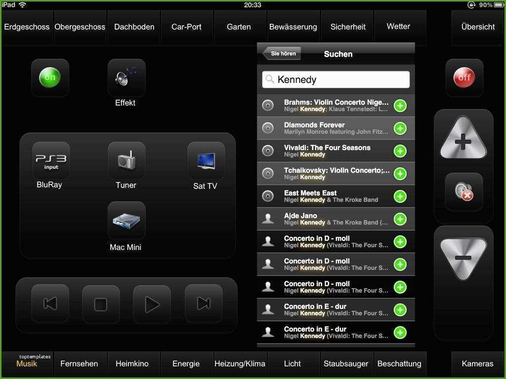 Mediola Fernbedienung Vorlagen Hubscher Apple Airtunes Musik Im Ganzen Haus Und Haussteuerung Haussteuerung Fernbedienung Vorlagen