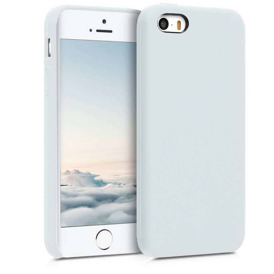 Kwmobile Handyhulle Hulle Fur Apple Iphone Se 1 Gen 2016 5 5s Tpu Silikon Handy Schutzhulle Cover Case Online Kaufen Otto