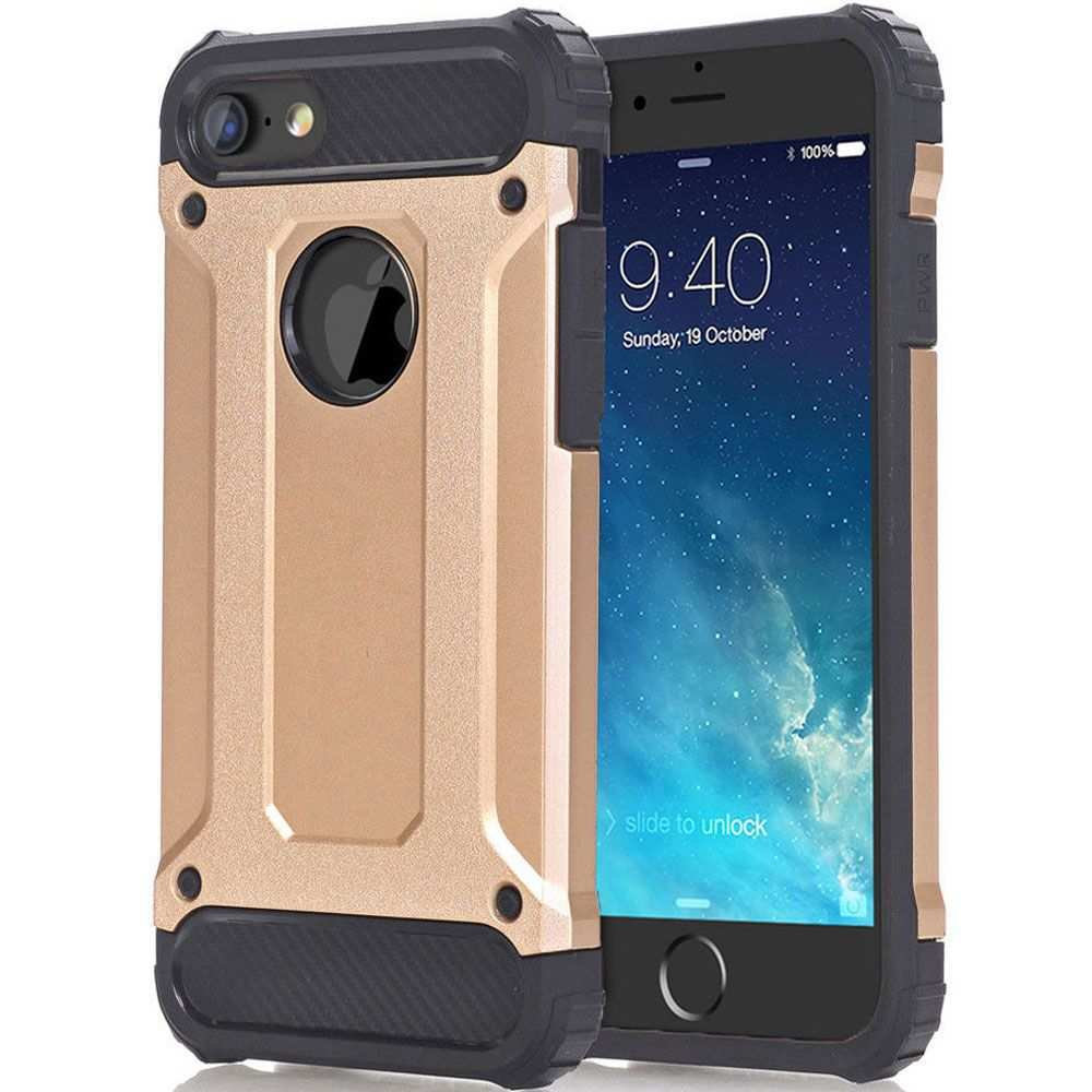 Outdoor Case Fur Das Iphone 5 5s Se In Gold Hh 24 De