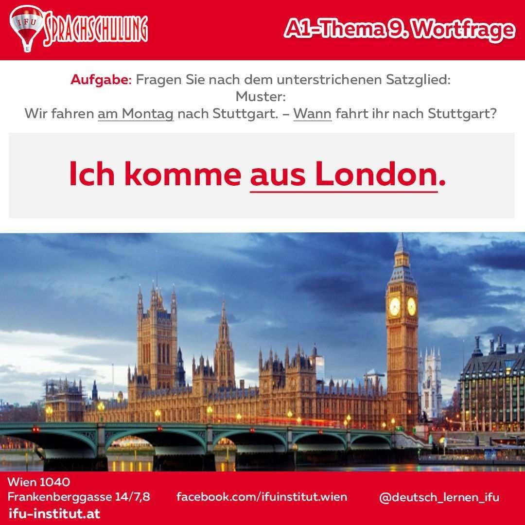 Pin Auf Deutsch Lernen