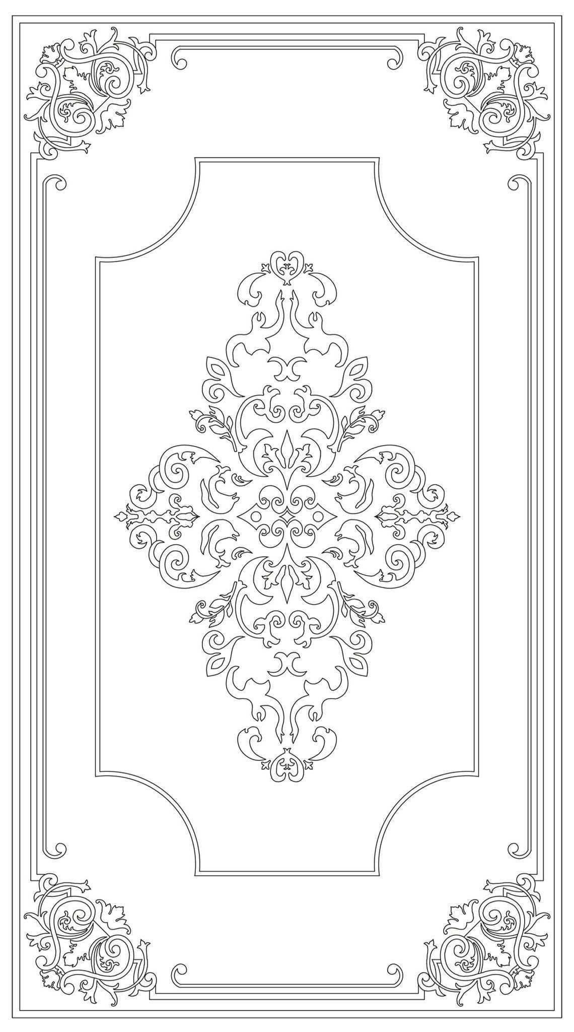 Desenler Eching Desenler Eching Desenler Eching Desenler Ornamente Vorlagen Musterkunst Schablone Designs