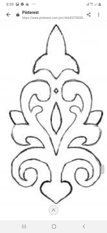 Pin Auf Geometricheskie Shablony