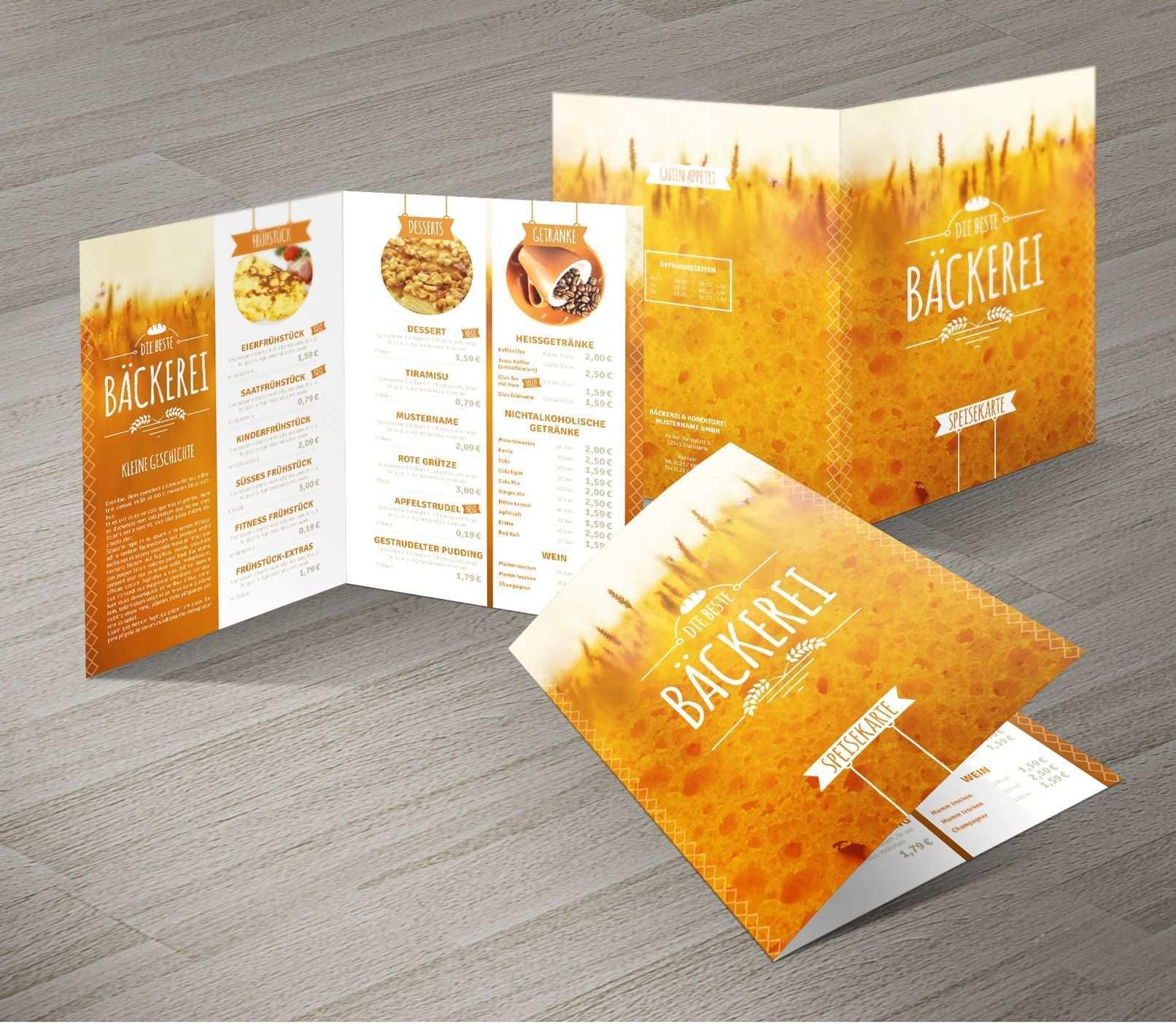 Speisekarten Vorlagen Fur Designer Und Gastronomen Indesign Speisekarte Flugblatt Design Vorlagen