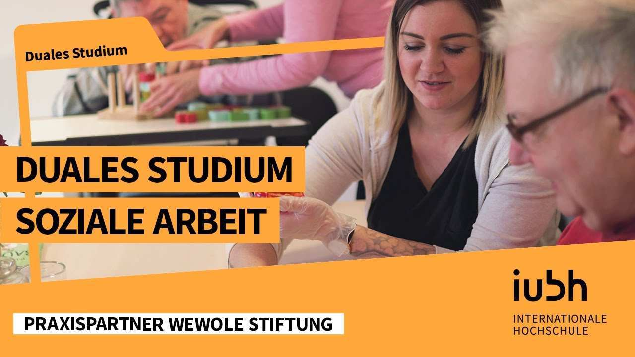 Soziale Arbeit Dual An Der Iubh Duales Studium Studis Online