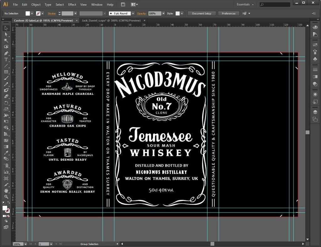 Pin On Jack Daniels Label