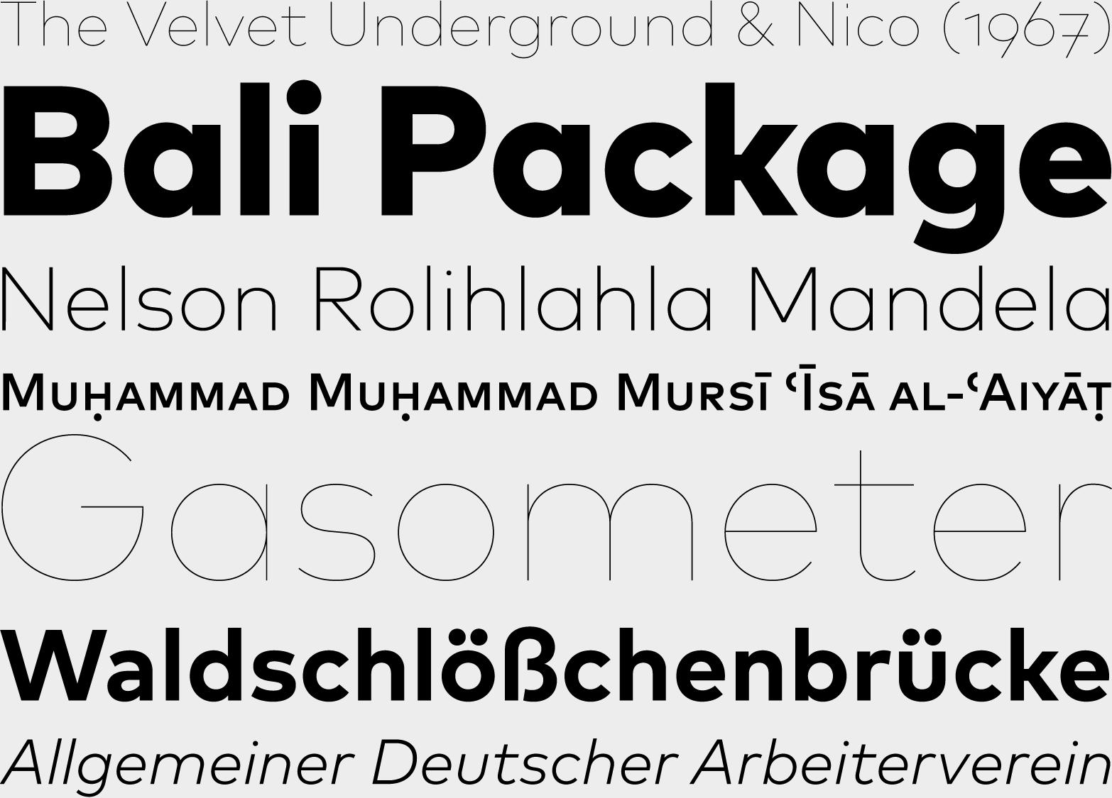 Die Besten Fonts 2013 Schone Schriftarten The Velvet Underground Gasometer