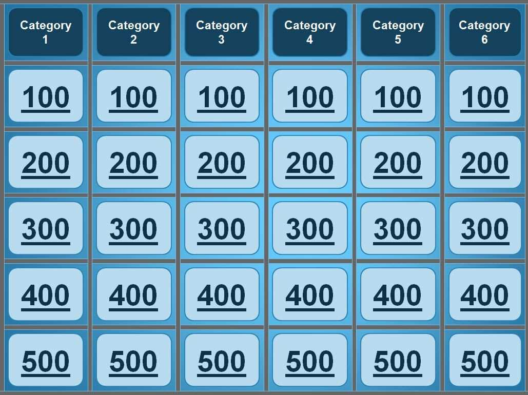 Jeopardy Powerpoint Template Great Group Games Jeopardy Powerpoint Jeopardy Powerpoint Template Jeopardy Template