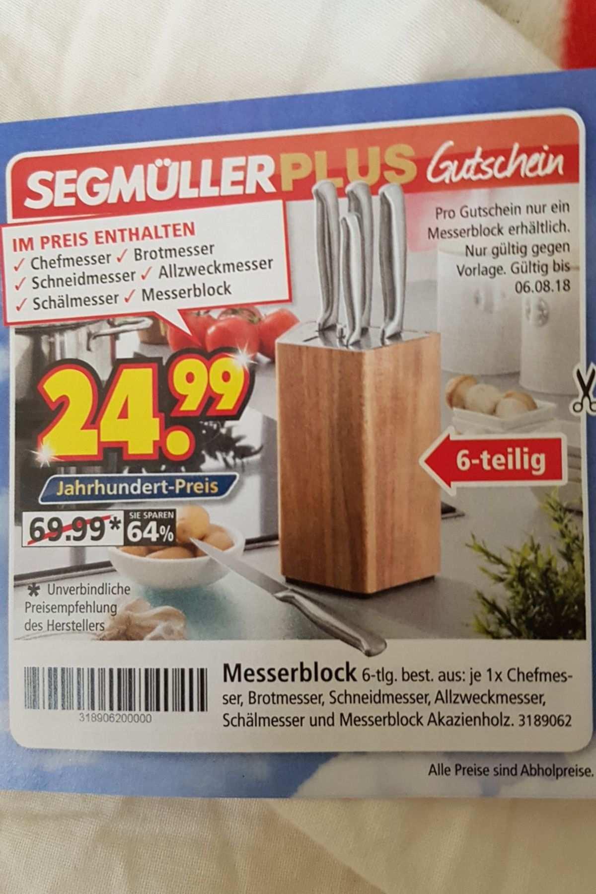 Segmueller Gutschein In 65527 Niedernhausen For Free For Sale Shpock