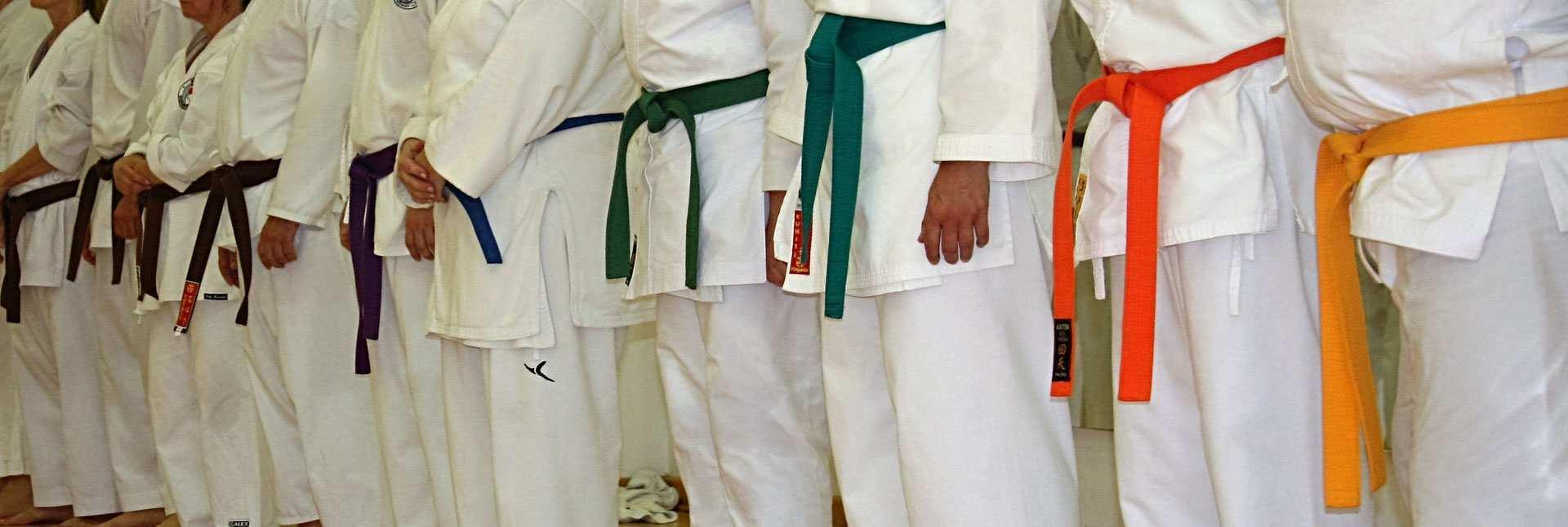 Gurtelprufungen Shotokan Karate Stade