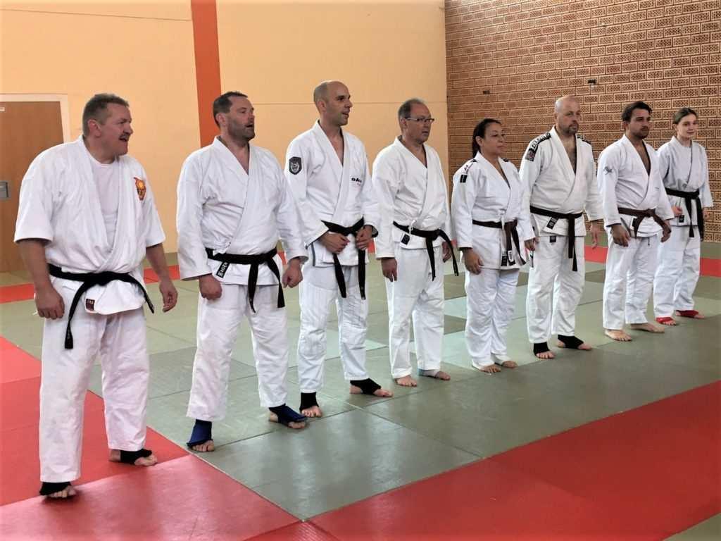 Judo Ju Jutsu Budo Club Samurai 1967 E V Pirmasens Niedersimten