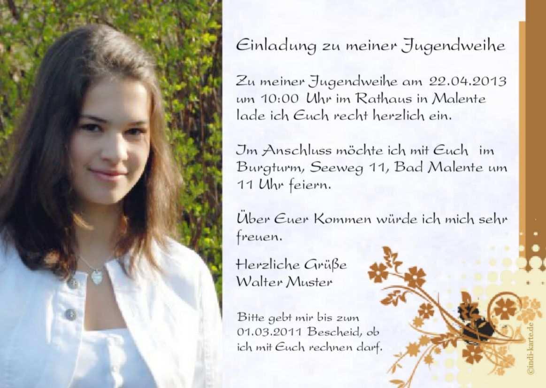 Einladungskarten Konfirmation Text Ihr Handgemachter Hochzeitseinladungstext Lasst Einladung Konfirmation Einladung Jugendweihe Einladungskarten Konfirmation