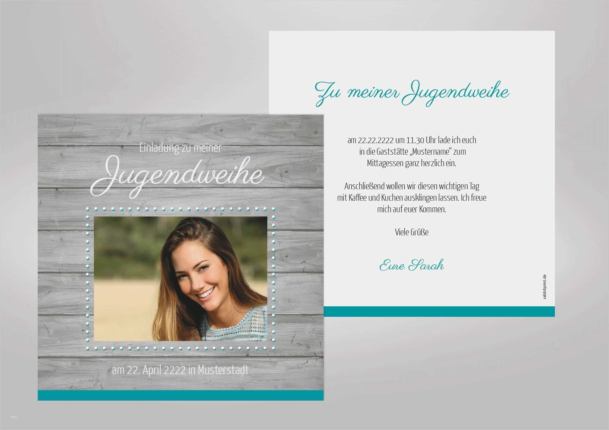 Beste Einladungskarten Jugendweihe Vorlagen Bilder Jugendweihe Einladungskarten Einladung Gestalten Einladungskarten Online