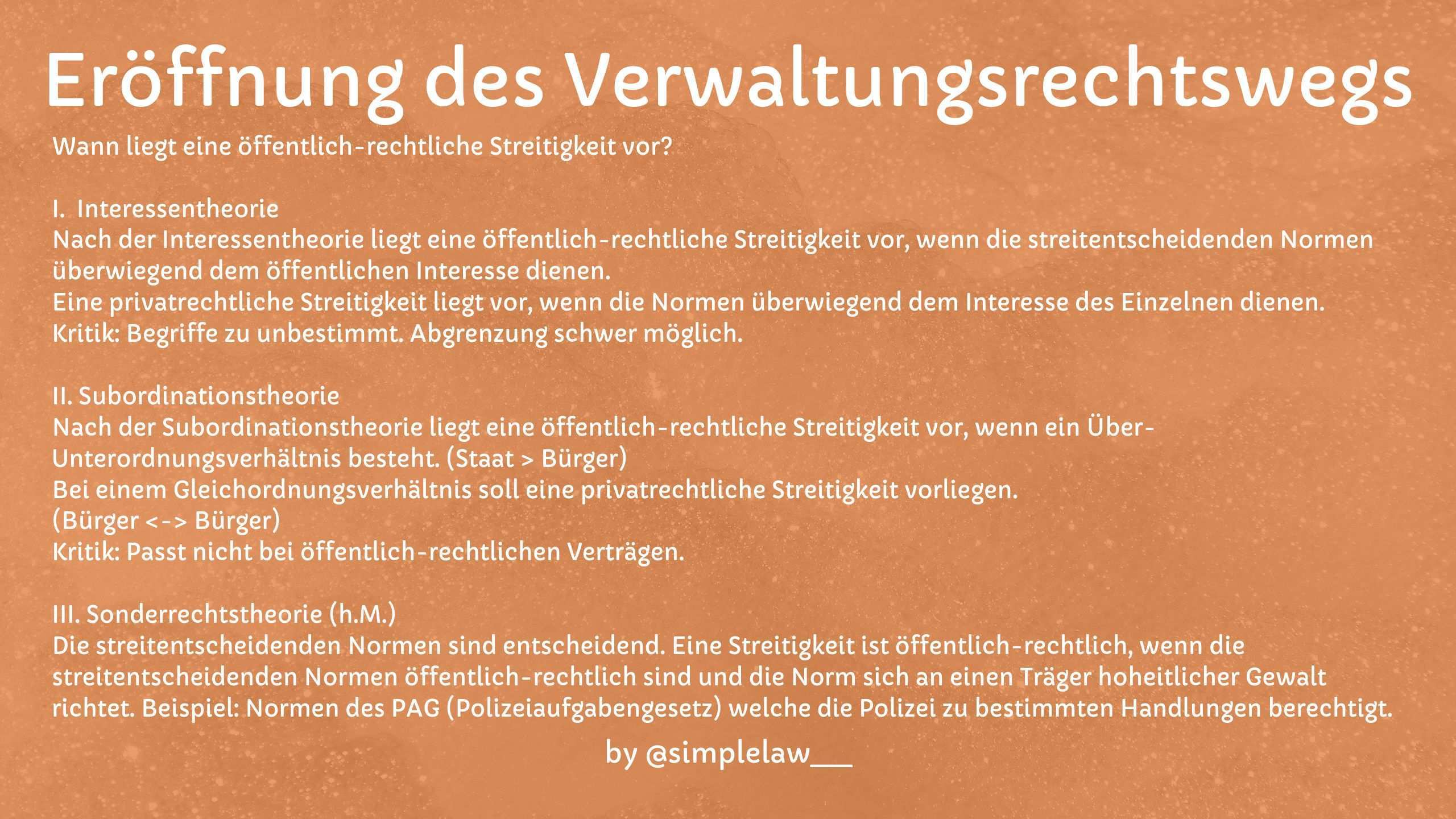 Theorien Jura Rechtswissenschaften Verwaltung Theorie Jura