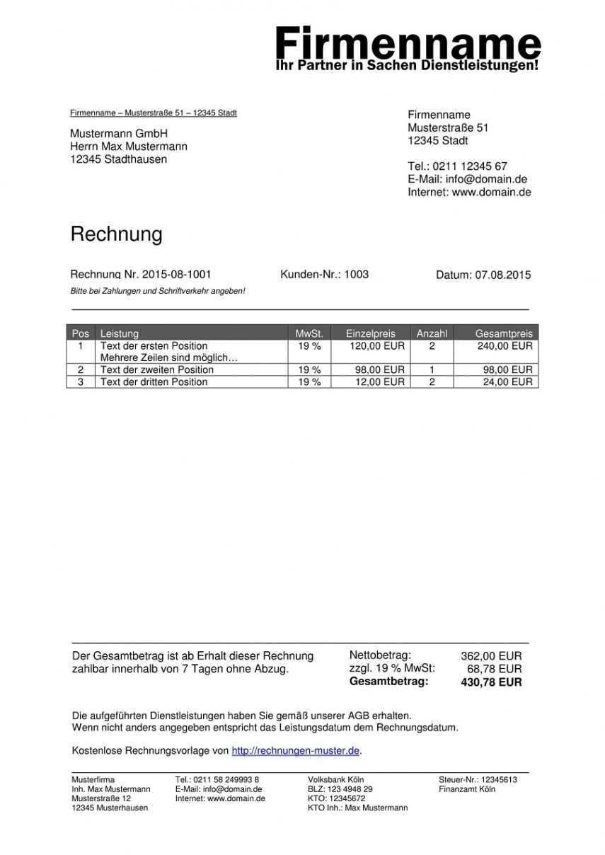 Blattern Unsere Das Sample Von Makler Rechnung Vorlage Rechnung Vorlage Rechnungsvorlage Vorlagen Word