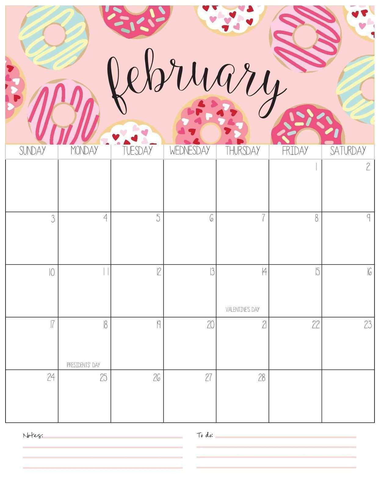 Tipss Und Vorlagen Kalender 2019 Zum Ausdrucken Fur Kinder Kalender Fur Kinder Kalender Februar Kalender