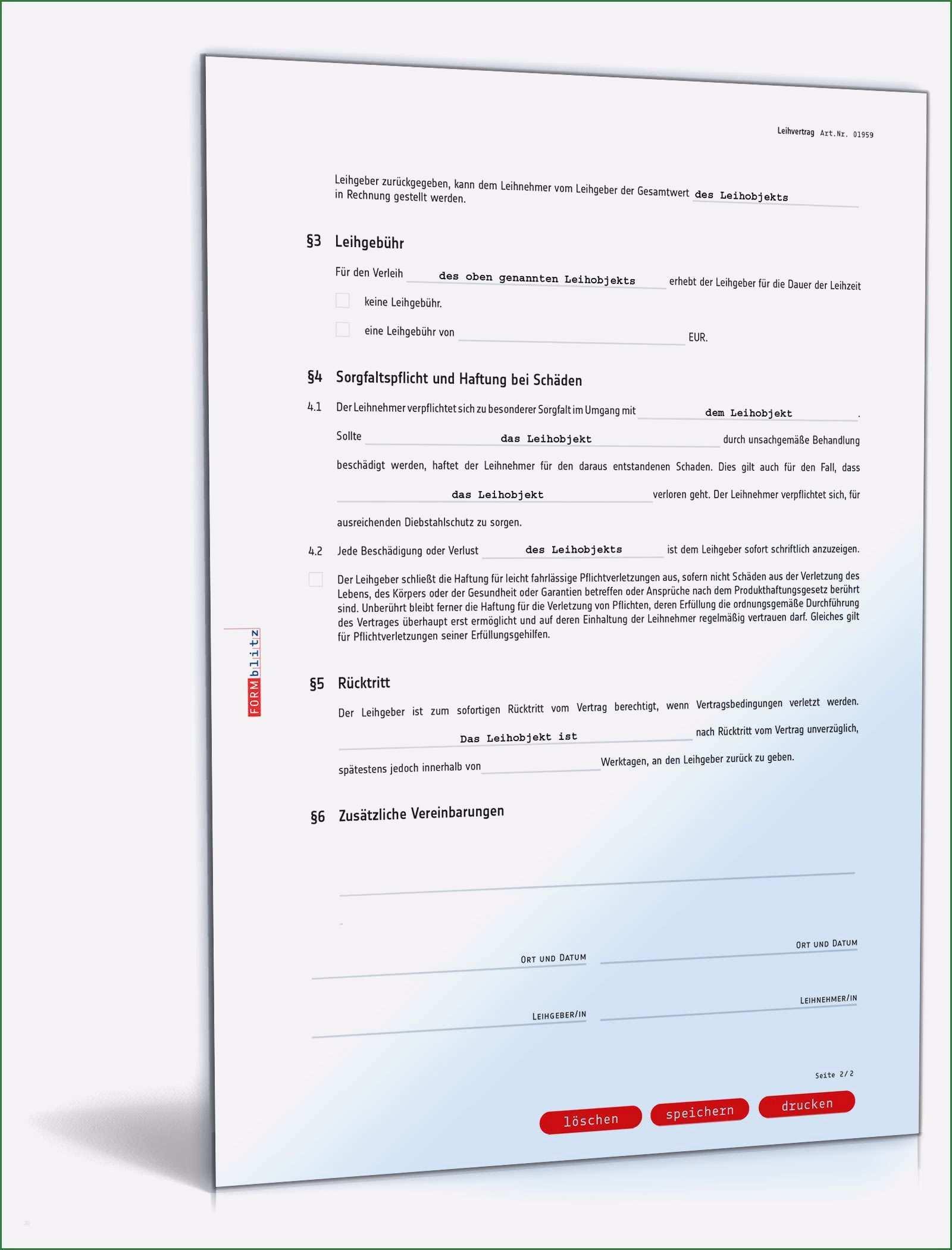 15 Erstklassig Leihvertrag Vorlage In 2020 Verleih Vertrag Vorlagen