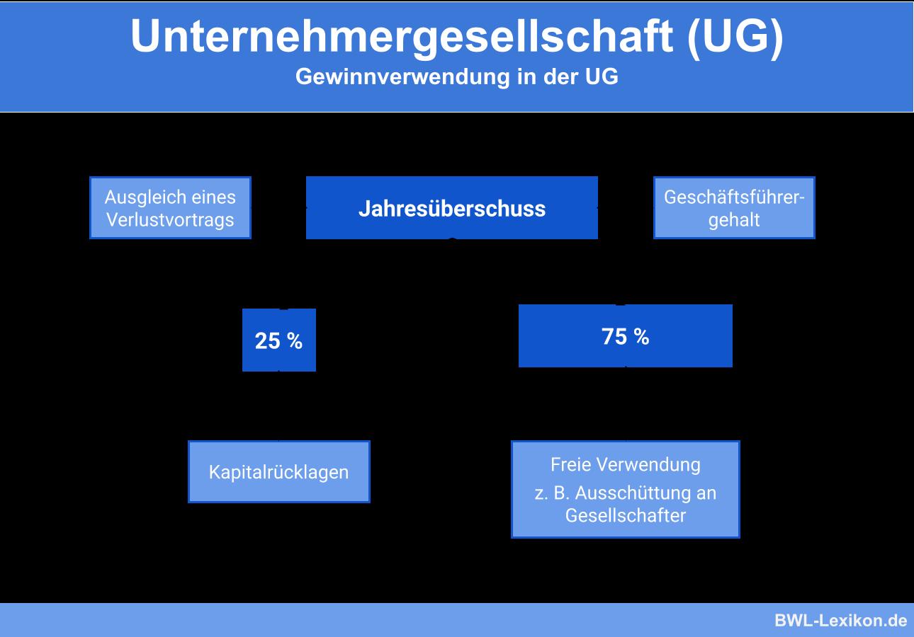 Unternehmergesellschaft Ug Definition Erklarung Beispiele Ubungsfragen