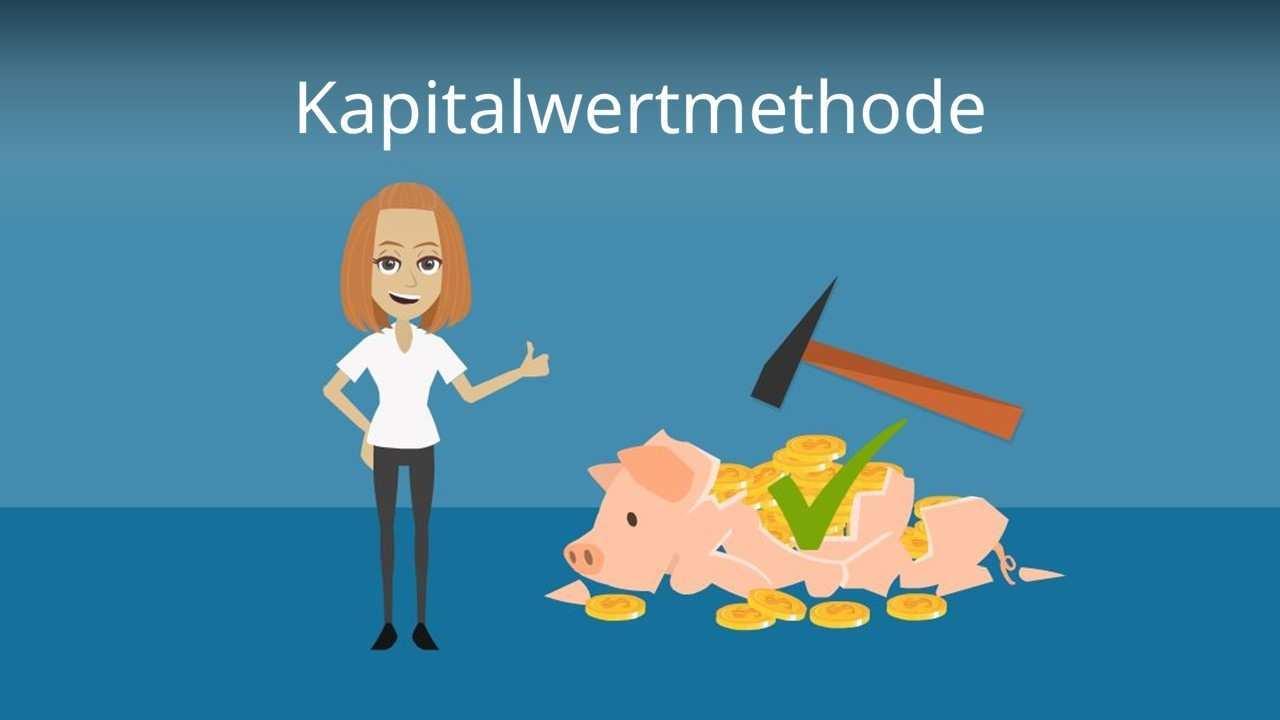 Kapitalwertmethode Formel Beispiel Mit Video