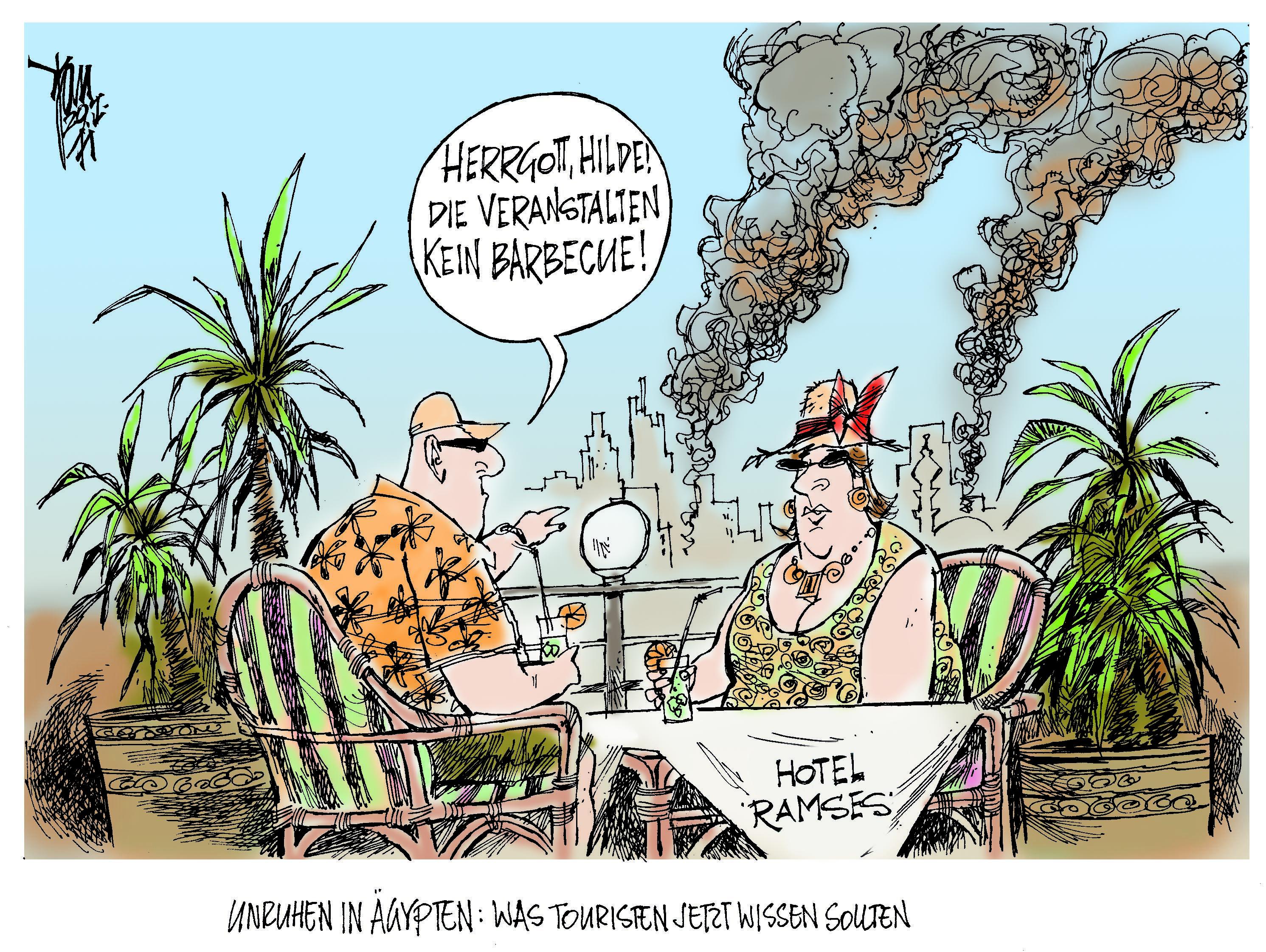 Karikatur Analyse Gesucht Forum Politik