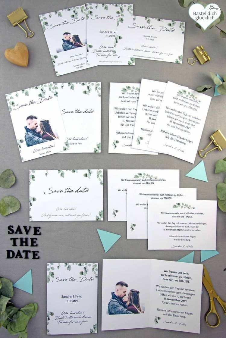 Eukalyptus 211 Word Vorlagen Zum Ausdrucken Diy Hochzeit Planen Einladungskarten Hochzeit Selber Machen Pocketfold Karten