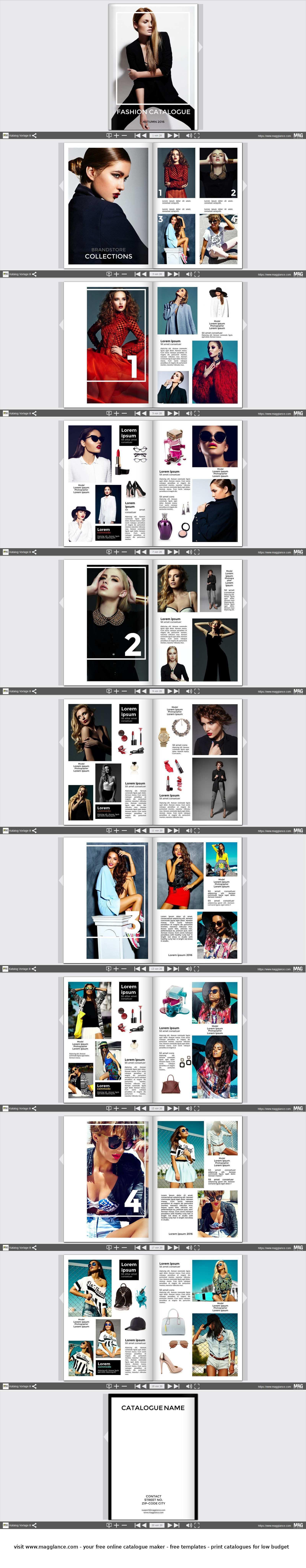 Fashion Katalog Kostenlos Online Erstellen Und Gunstig Drucken Unter Https Www Magglance Com Katalog Kataloge Fashion K Katalog Produktkatalog Bierdeckel