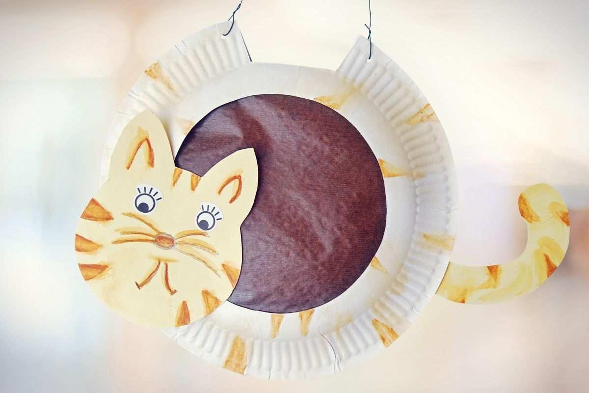 Katzen Laterne Basteln Familie De Laternen Basteln Kinderleichte Laternen Basteln Katze Basteln