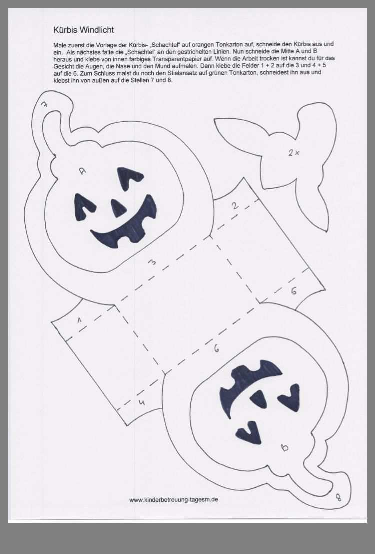 Untitled In 2020 Basteln Halloween Laternen Basteln Laterne Basteln Vorlagen