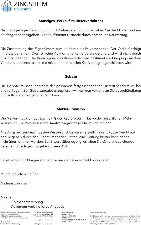 Verkaufs Expose Gewerbe Immobilie In Dusseldorf Reisholz Karl Hohmann Strasse 2 Gebotsabgabe Und Kaufpreis Pdf Free Download