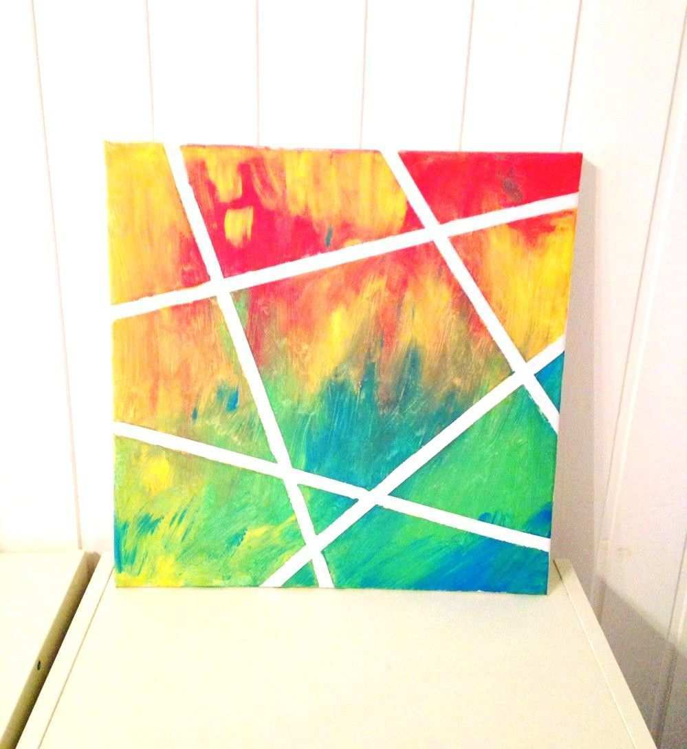 Einfache Motive Zum Malen Auf Leinwand Leinwandideen Einfache Motive Zum Malen Auf Leinwand Canvas Painting Painting Acrylic Painting Techniques