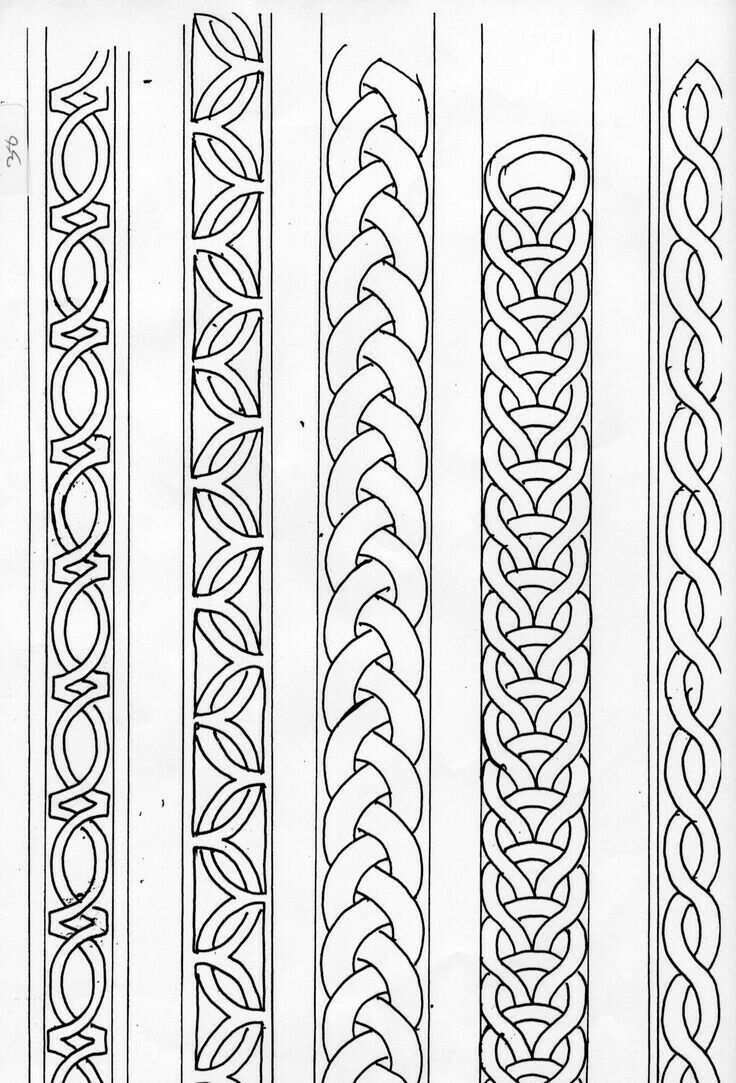 Designs To Incorporate Into Your Writings Or To Do Leather Tooling Carving Designs Incorporate Le Keltischer Knoten Designs Keltisches Muster Keltisch