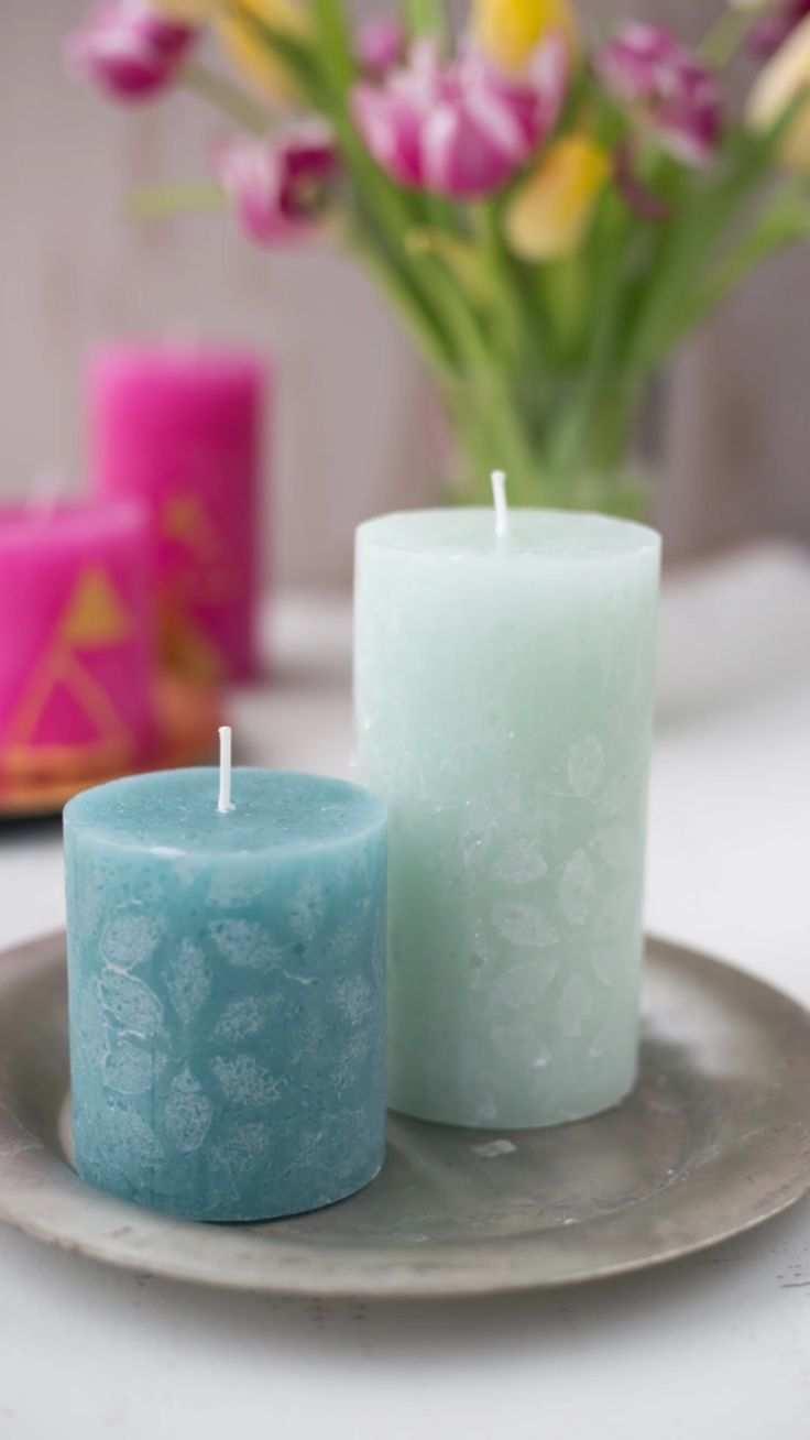 Diy Kerzen Gestalten 3 Varianten Fur Einfache Verzierungen Auf Kerzen Diy Kerzen Gestalten Kerzen Gestalten Diy Kerzen