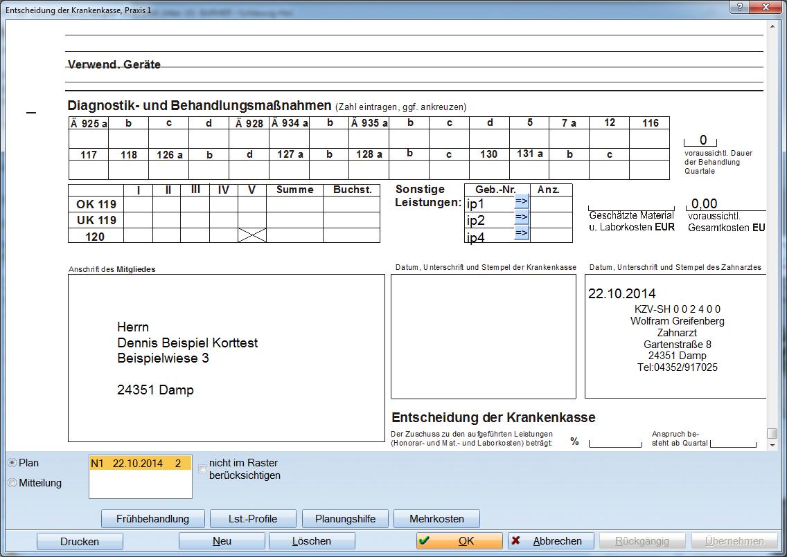 Ds Win Kfo Handbuch Stand Oktober Pionier Der Zahnarzt Software Seit Pdf Kostenfreier Download