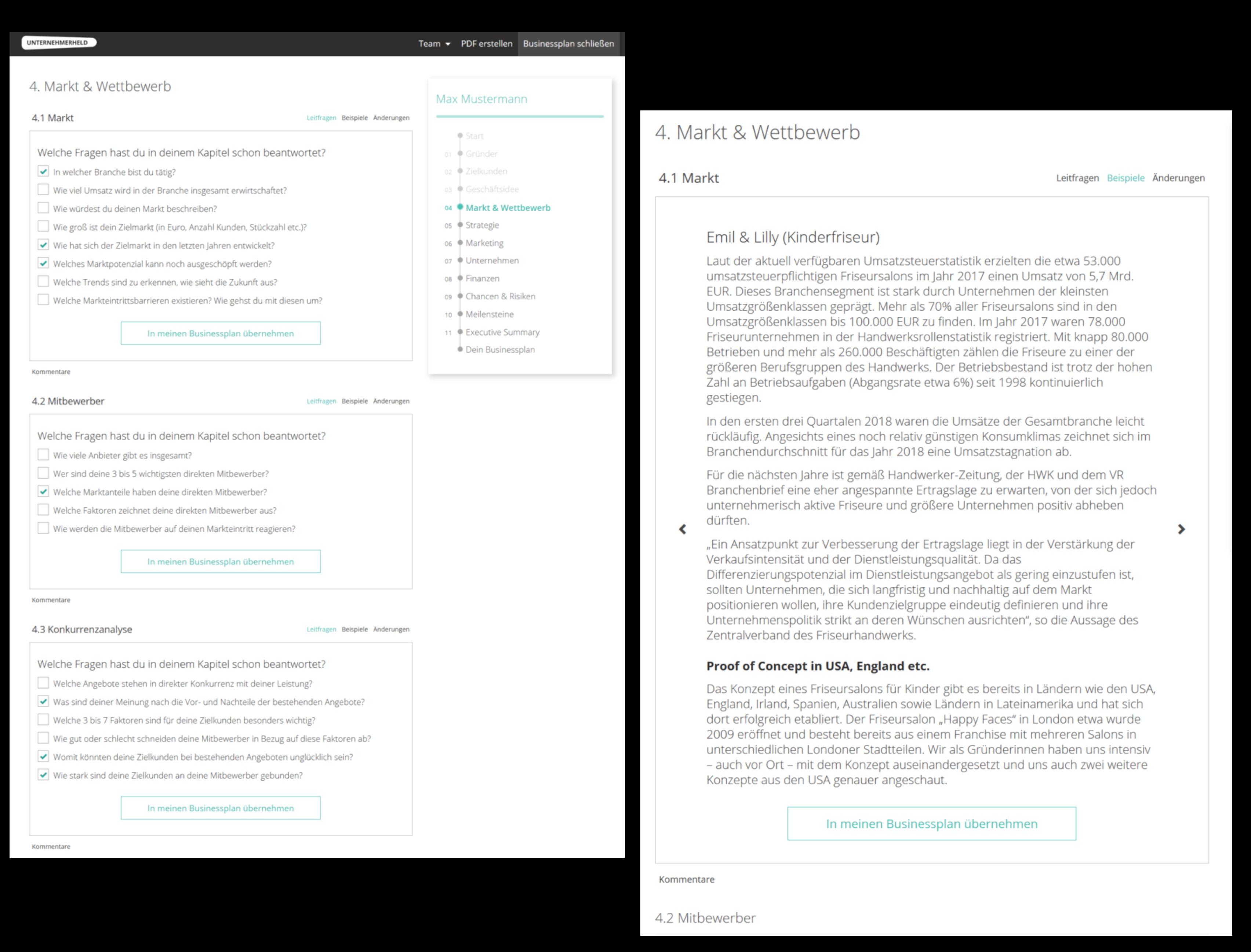 Businessplan Software 6 Anbieter Im Vergleich