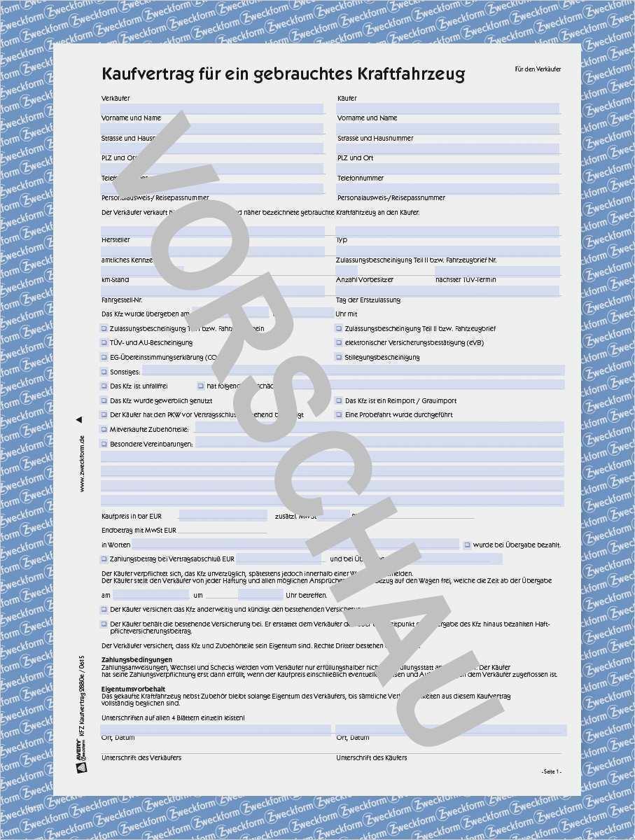 Neu Kfz Kaufvertrag Vorlage Einfach Abbildung Kaufvertrag Vorlage Lebenslauf Vorlagen Word Kaufvertrag