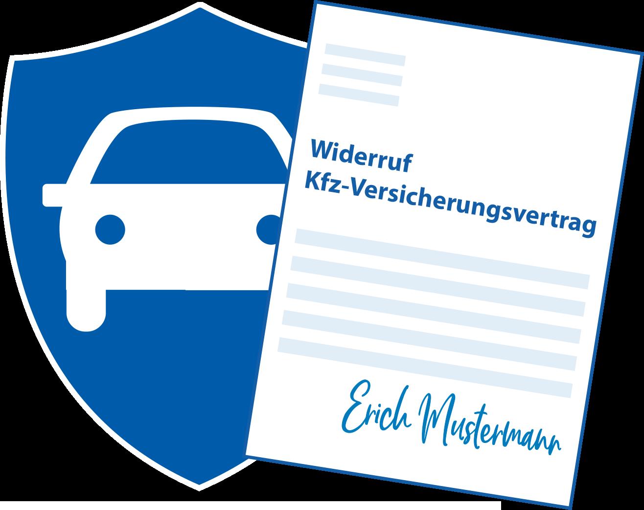 Kfz Versicherung Widerrufen Frist Und Vorlage Check24