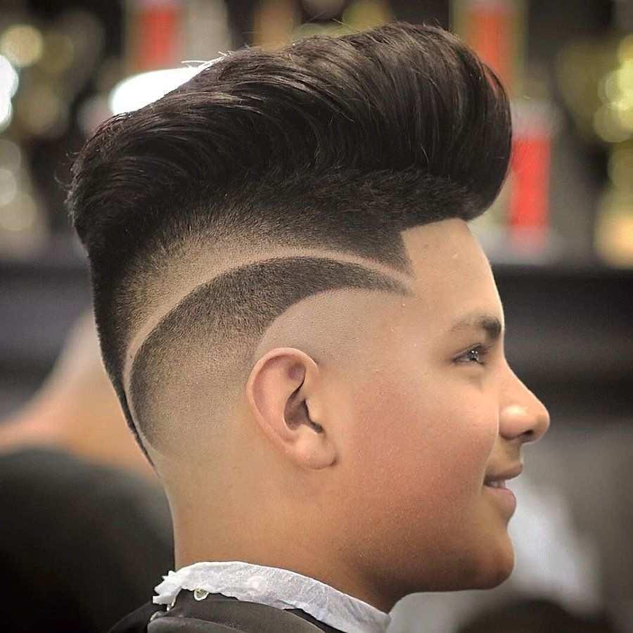 Cool In Der Schule 23 Moderne Jungs Frisuren Im Trend Frisurentrends Zenideen Jungs Frisuren Haare Jungs Einzigartige Frisuren