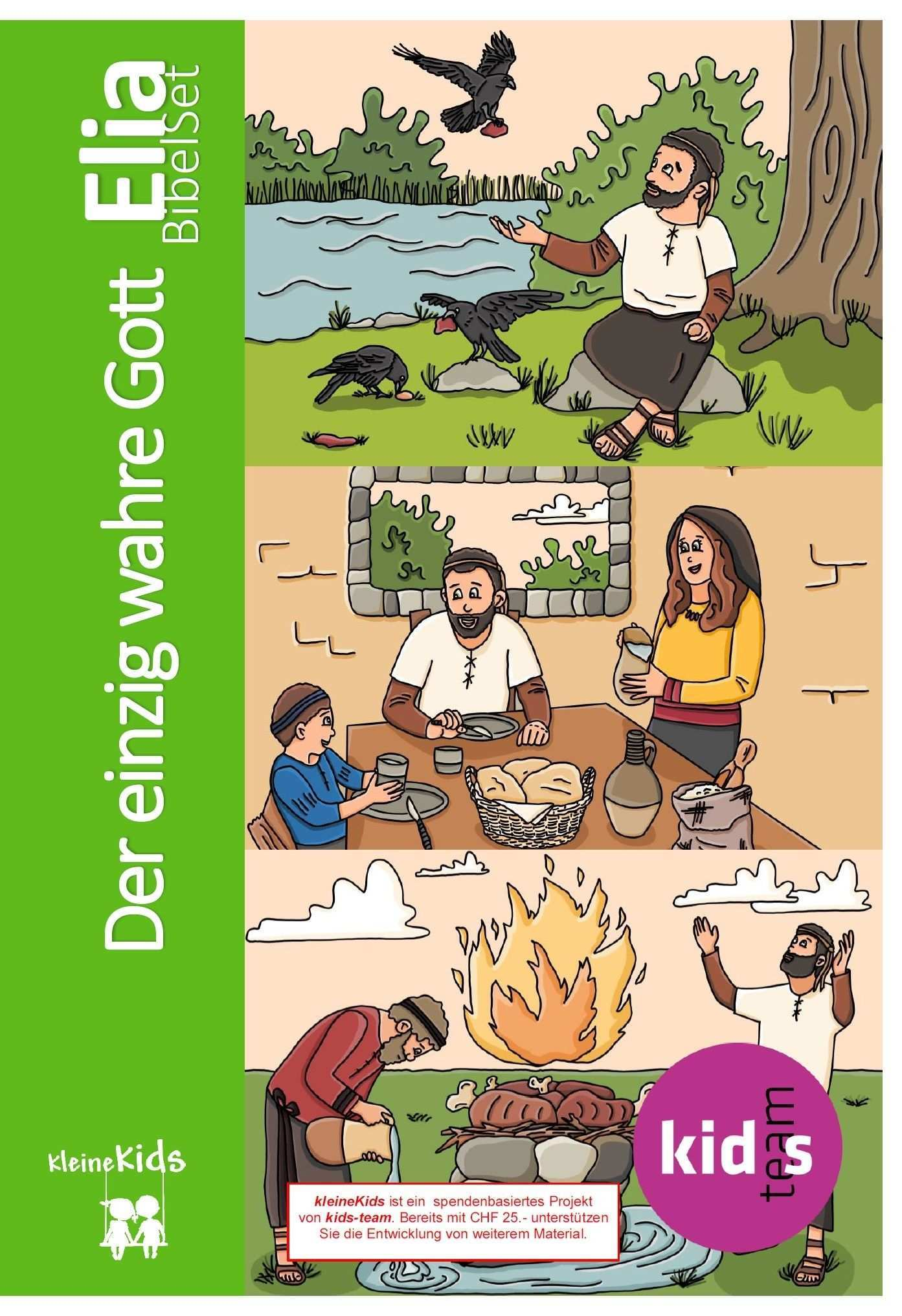Elia Bibelgeschichten Fur Vorschulkinder Bibel Geschichten Kindergottesdienst Kinderbibel
