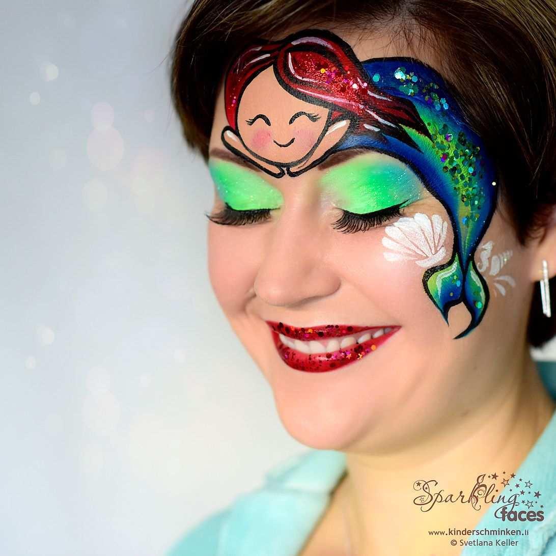 Www Kinderschminken Li Kinderschminken Vorlagen Schminkfarben Kaufen Schweiz Liechtenstein Face Painting Designs Face Painting Easy Halloween Face Makeup