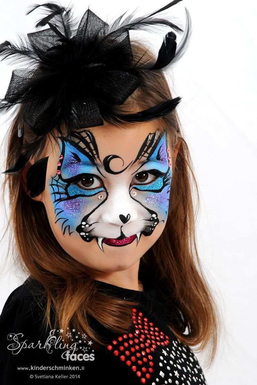 Galerie Sparkling Faces Kinderschminken Farbenverkauf Kurse Schminken Halloween Schminken Bodypaint