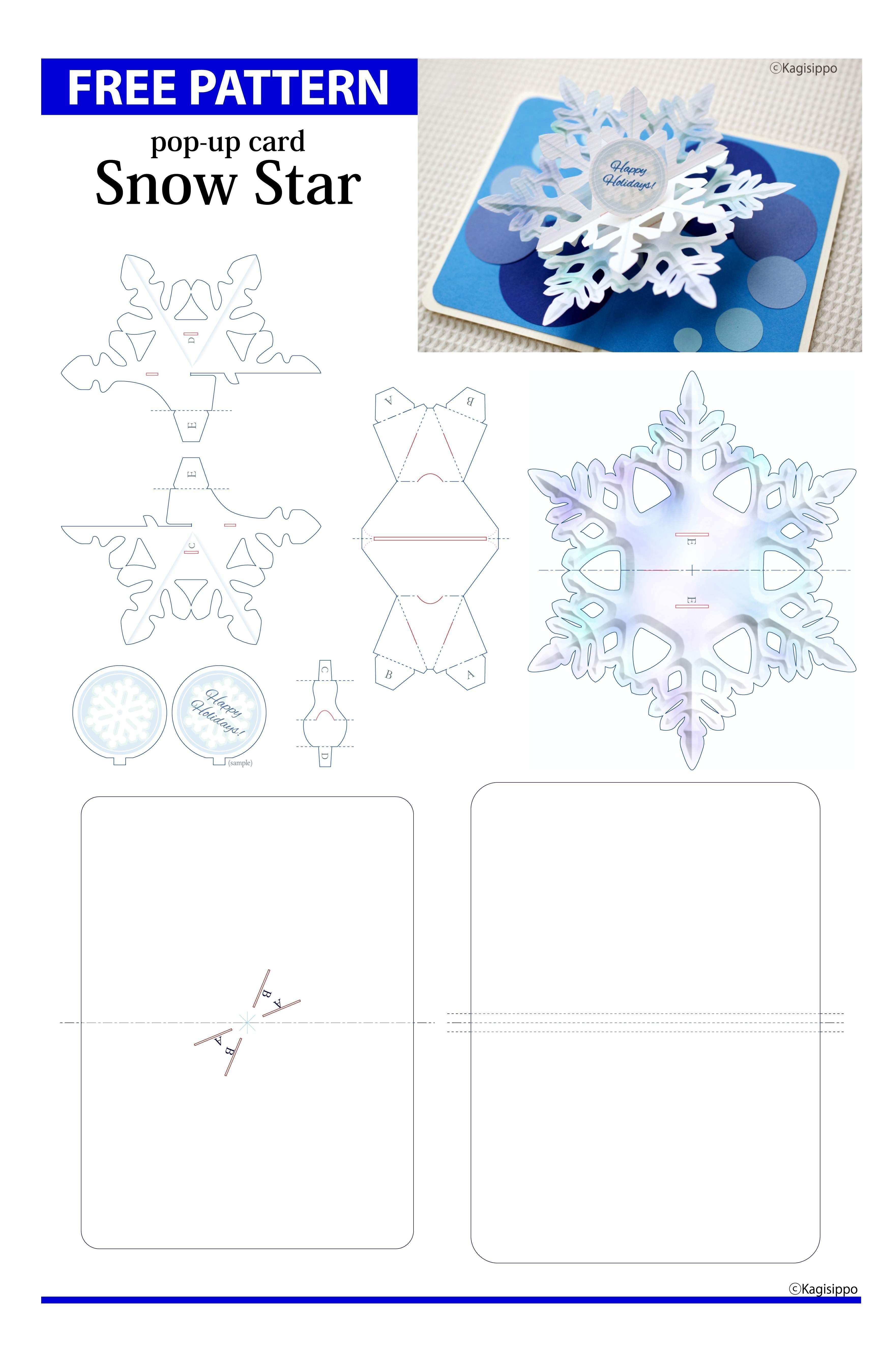 Best 12 Diy Flower 3d Card Kirigami Pattern Skillofking Com Karten Basteln