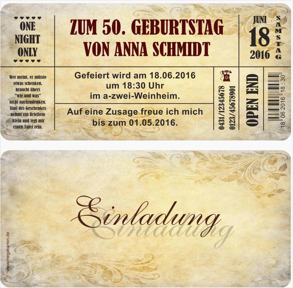 Einladung Geburtstag Einladungen Zum 50 Geburtstag Vorlagen Karteneinladung In 2020 Einladung 50 Geburtstag Einladung Geburtstag Einladung Klassentreffen