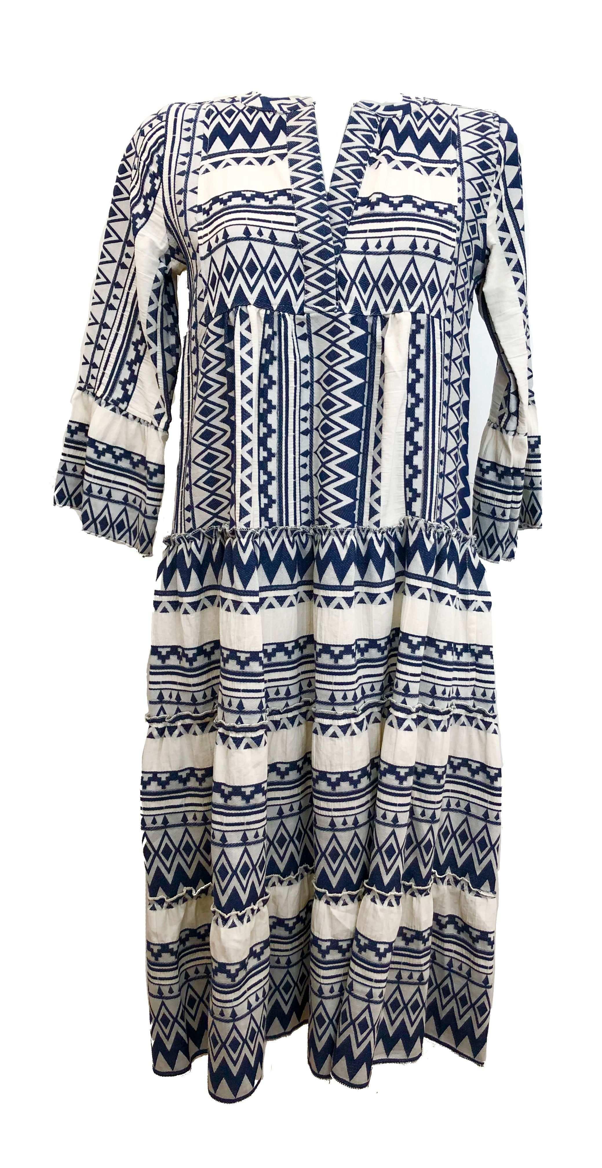 Der Sommer Kann Kommen Langarmliges Kleid Kleid Mit Armel Kleider