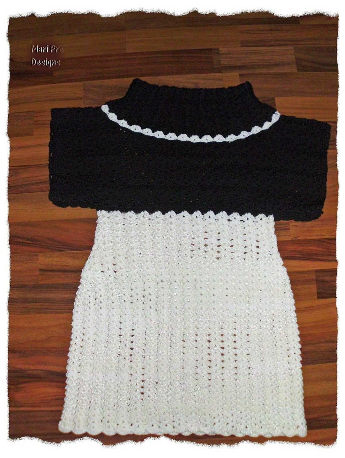 Hakelkleid Anleitung Hakelkleid Kleidung Rollkragenkleid