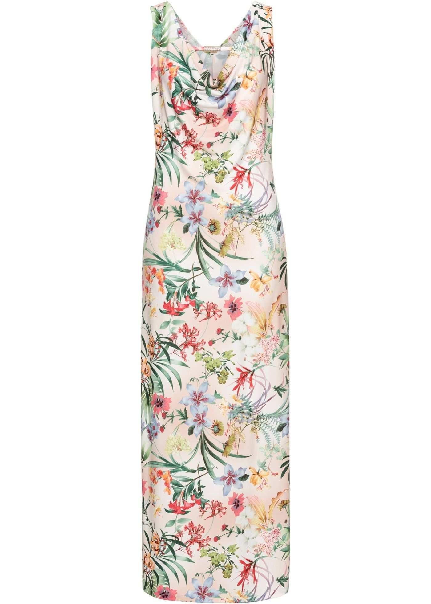 Kleid Mit Floralem Print Kleider Sommerkleid Neues Kleid