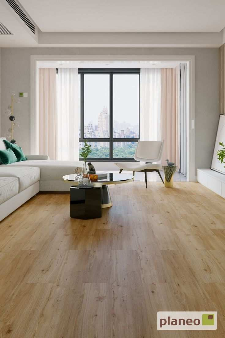 Schones Wohnzimmer Mit Edlem Eichenboden Wohnzimmer Boden Schone Wohnzimmer Eichenboden