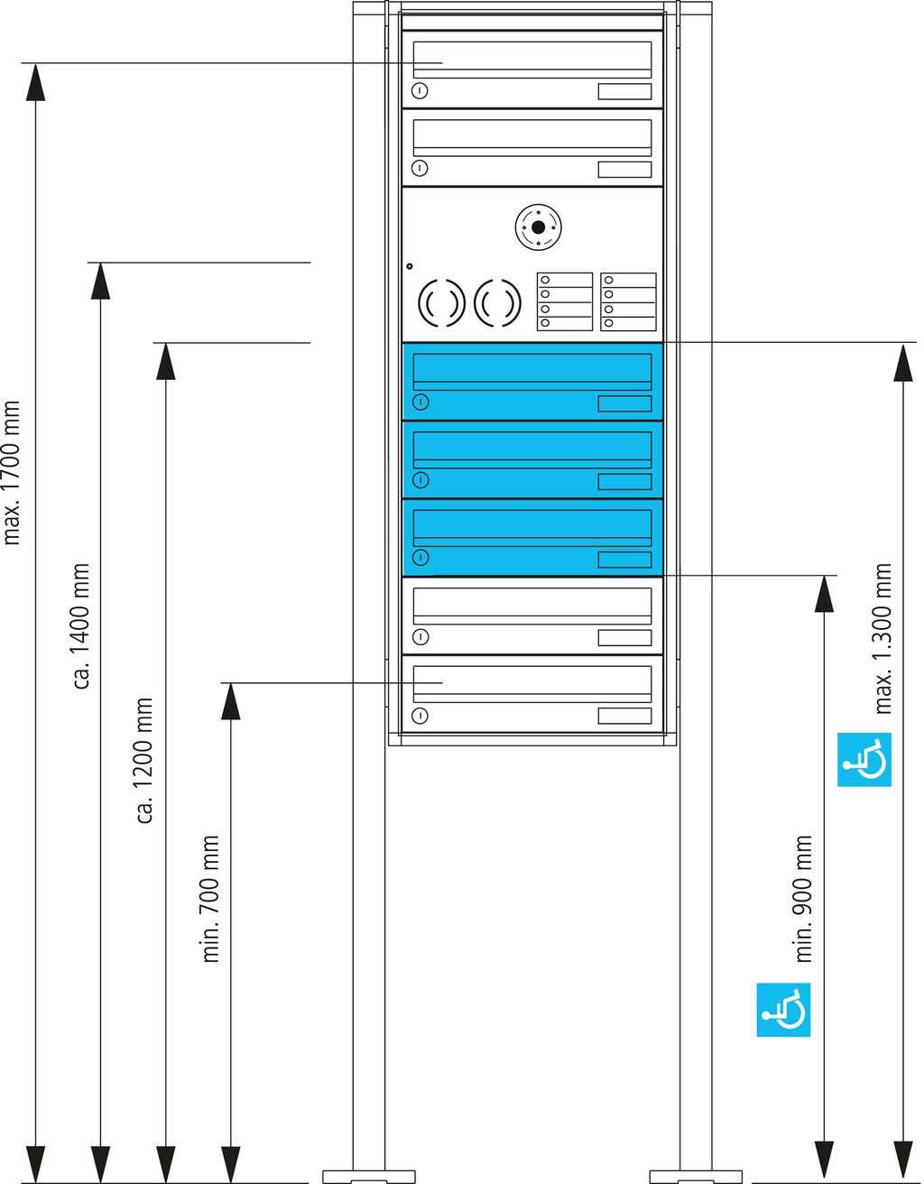 Din Norm Din En 13724 Briefkastennorm Klingelschild Microsoft Kasten