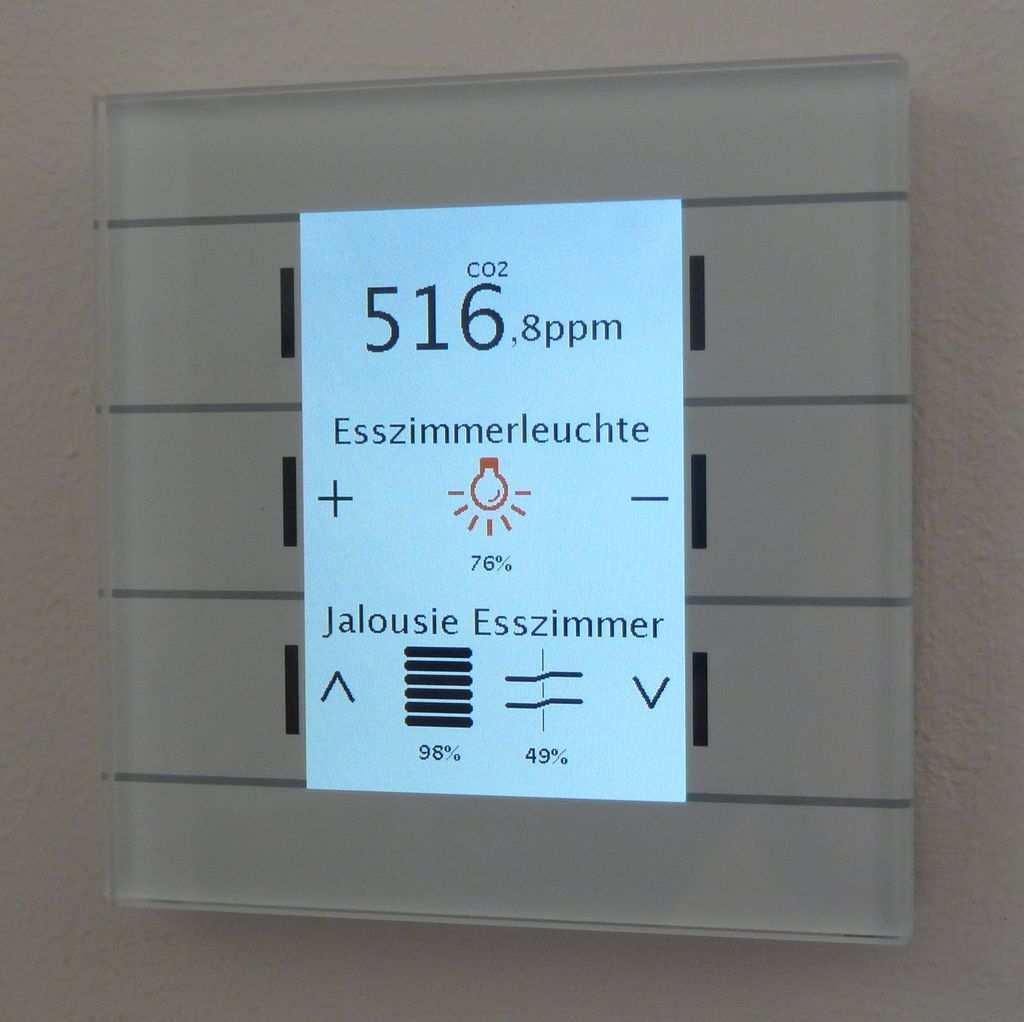 Das Lang Erwartete Knx Bediengerat Der Mdt Glastaster Ii Smart Im Ersten Erfahrungsbericht T Intelligente Haustechnik Elektroinstallation Haus Haussteuerung