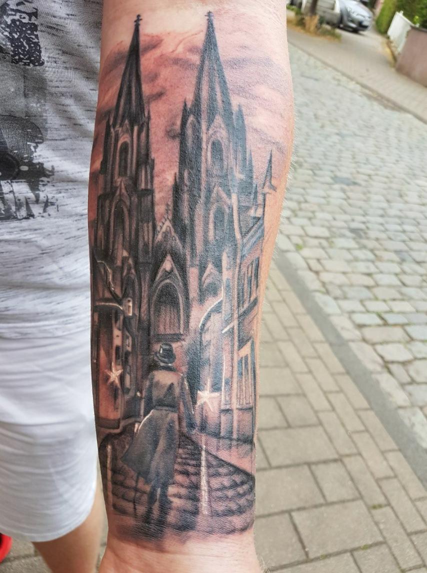 Pin Auf Koln Tattoos